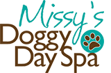 Missy's Doggy Day Spa Logo